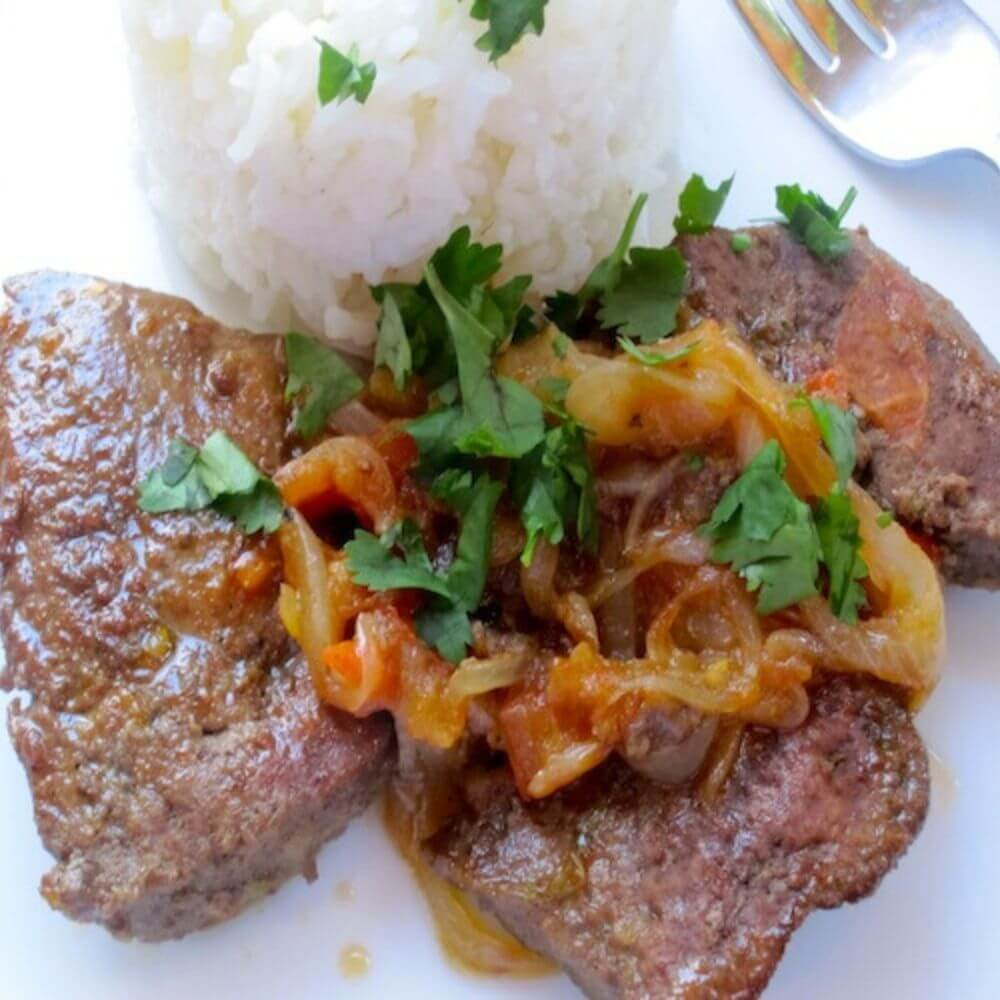 Liver Creole