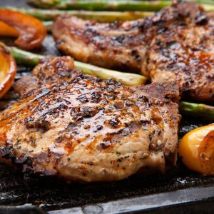Mexican Pork Chops