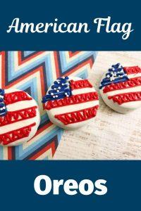 american flag oreos