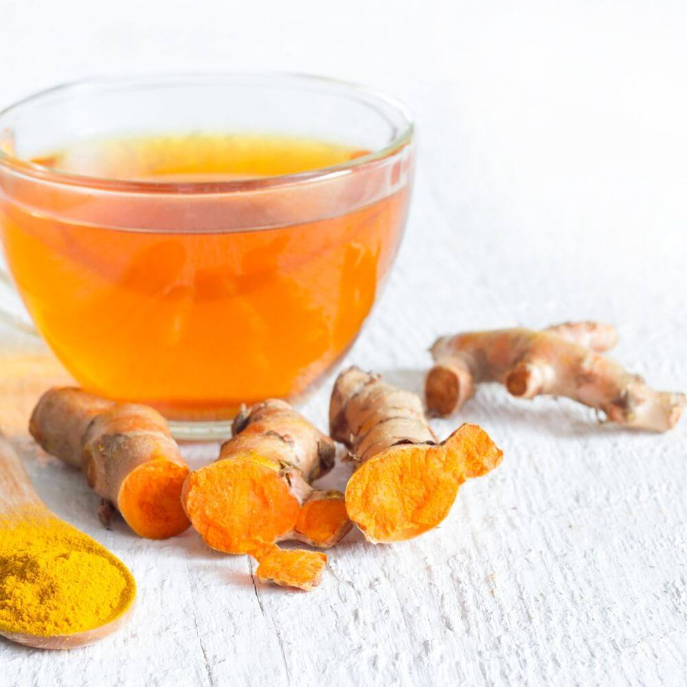 honey tumeric tonic