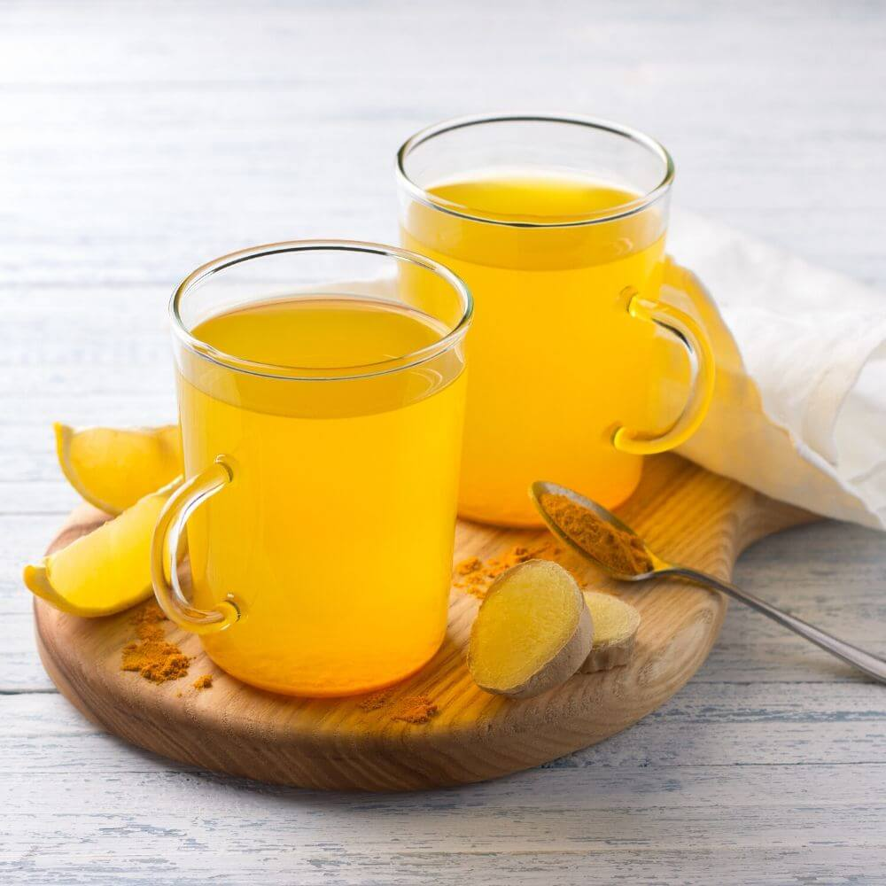 Instant Pot Honey Turmeric Tonic