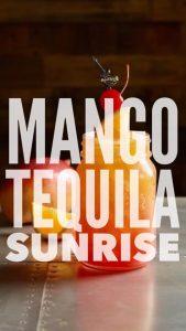 mango tequila sunrise
