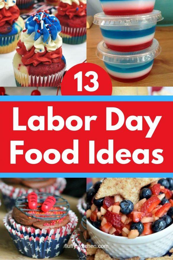 13 Labor Day Food Ideas