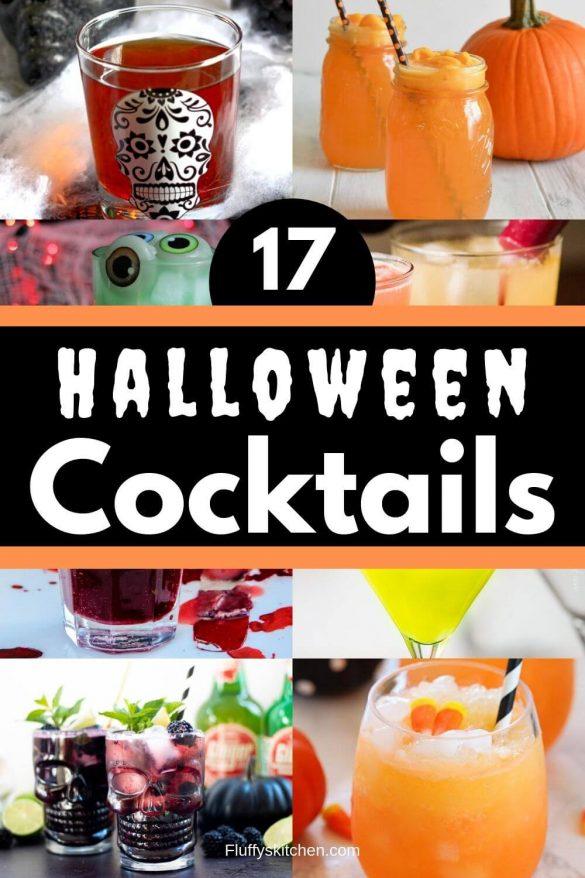 17 halloween cocktails