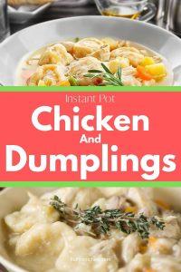 Instant Pot Chicken and Dumplings (3)