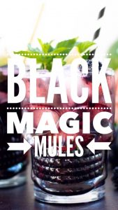 black magic mules
