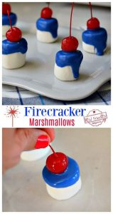 fireworks marshmallows