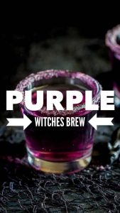 purple witches brew