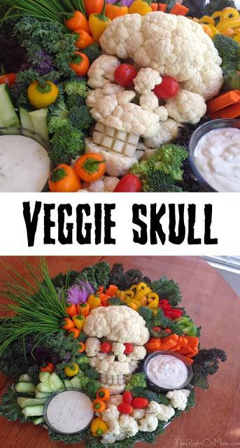 veggie skull
