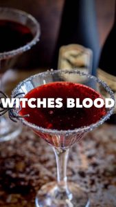 witches blood cocktail