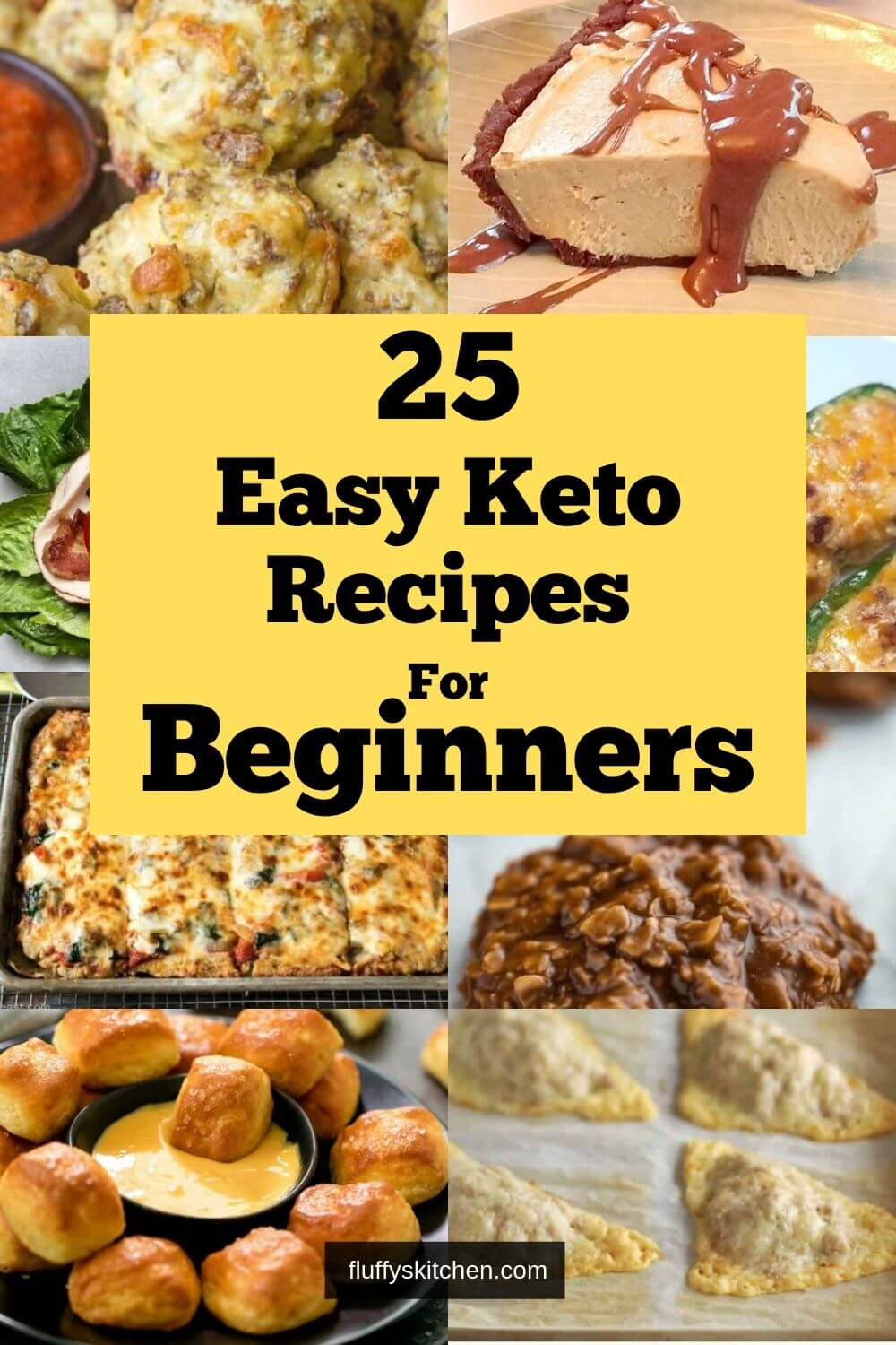 25 Easy Keto Recipes For Beginners Fluffy S Kitchen