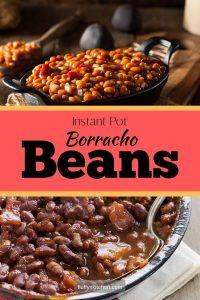 Instant Pot Borracho Beans