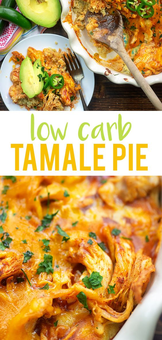 low carb tamale pie