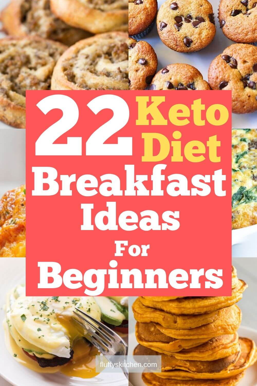 22 Keto Diet Breakfast Ideas For Beginners Fluffy S Kitchen