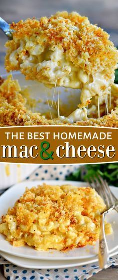 best home made mac and cheese