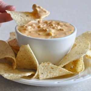 mexican chip dip ole pic