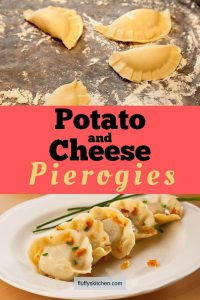 Potato and Cheese Pierogies