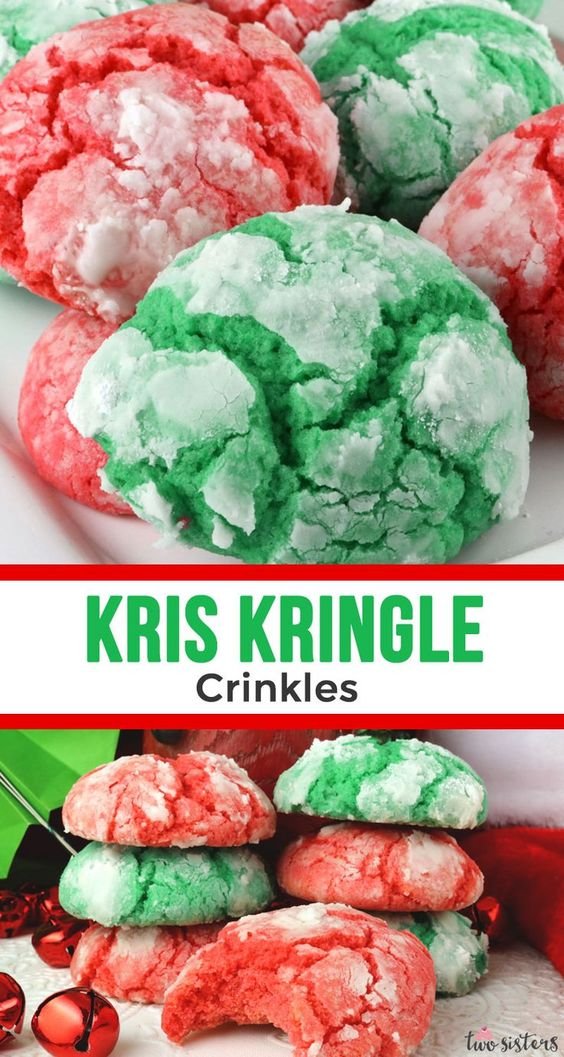 kris kringle crinkles