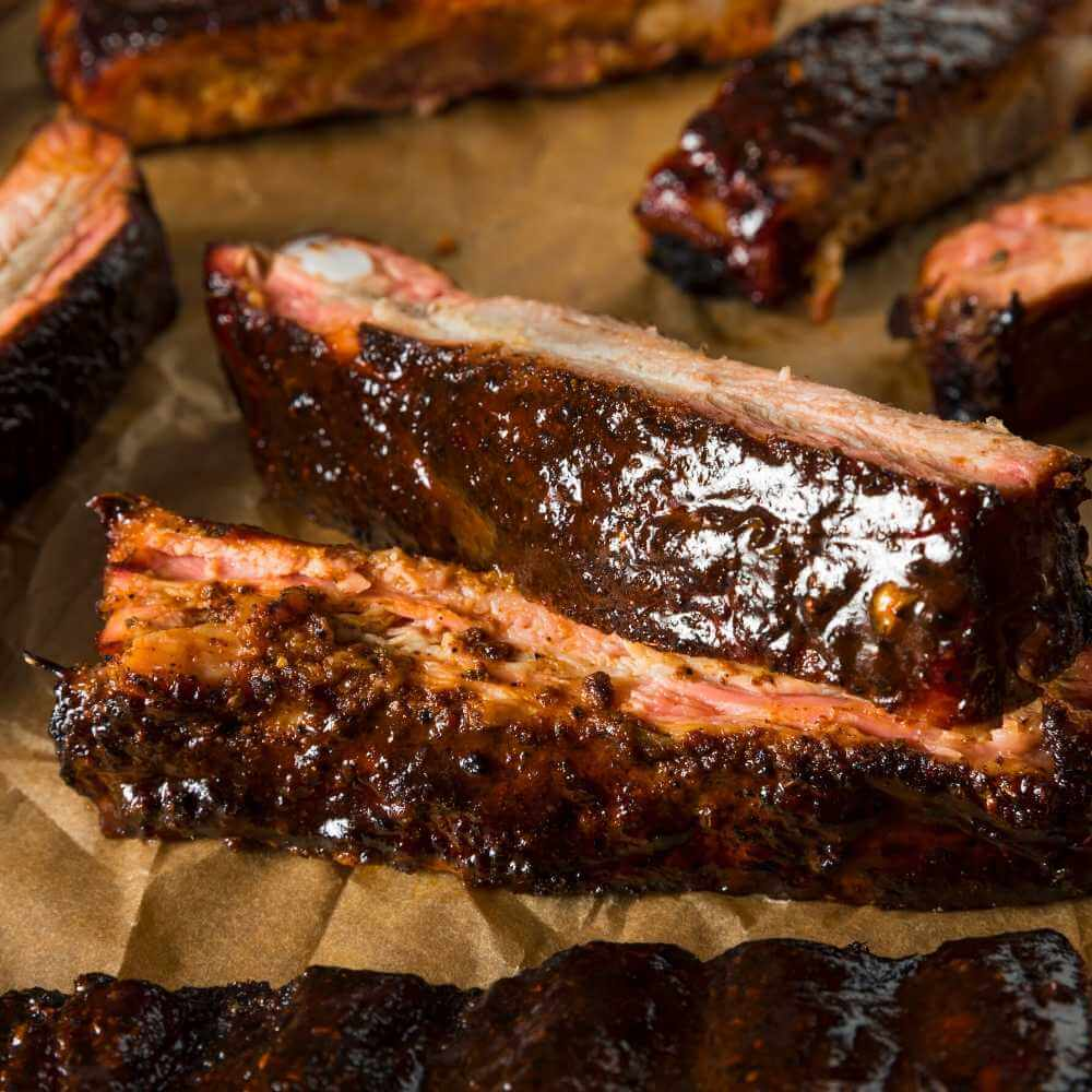 Instant Pot Baby Back Ribs