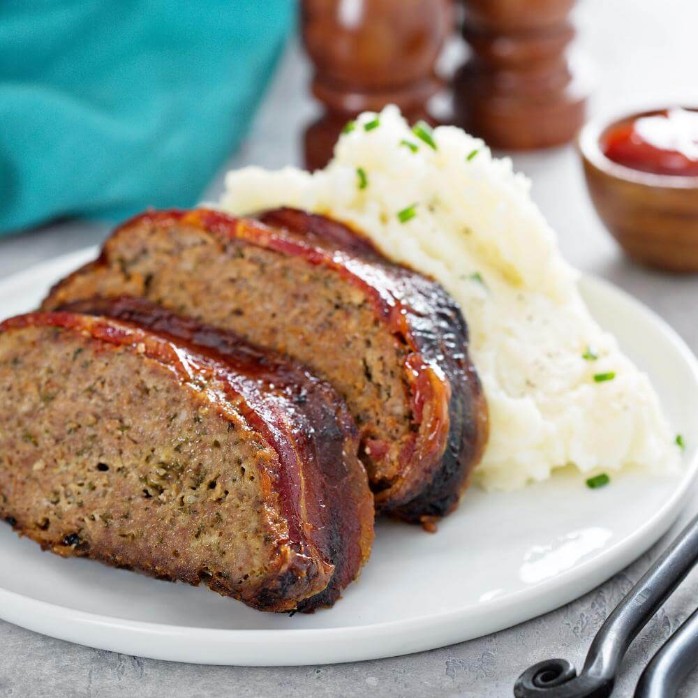 Instant Pot Meat Loaf