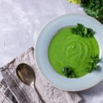 Slow Cooker Broccoli Soup