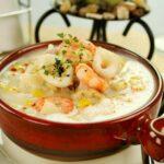 Slow Cooker Shrimp Chowder
