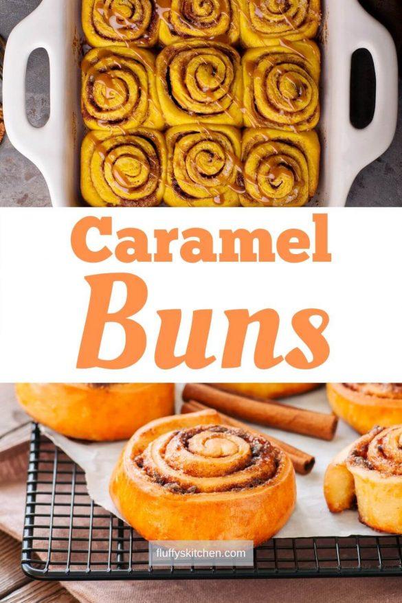 Caramel Buns