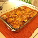 crispy baked tilapia breaded