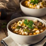 Slow Cooker Chicken Chili With Pesto
